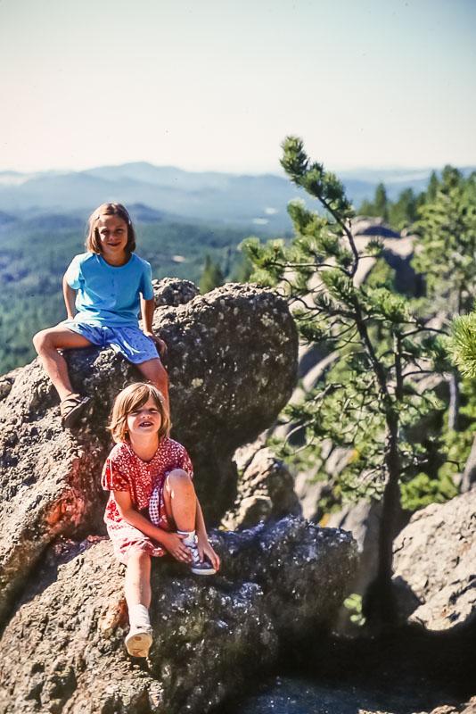 1998 Amanda and Emily