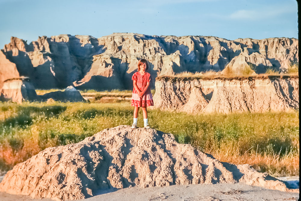 1998 Emily in the Badlands