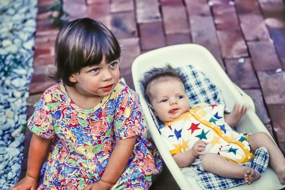1993 Amanda and Emiky