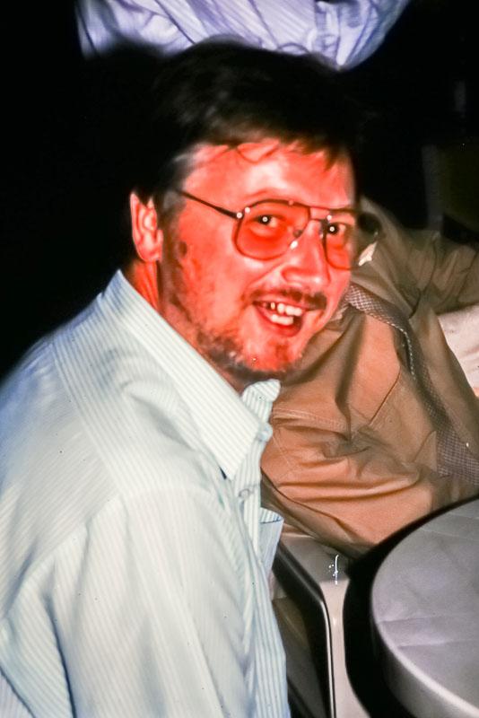 1993 Peter at AMS6
