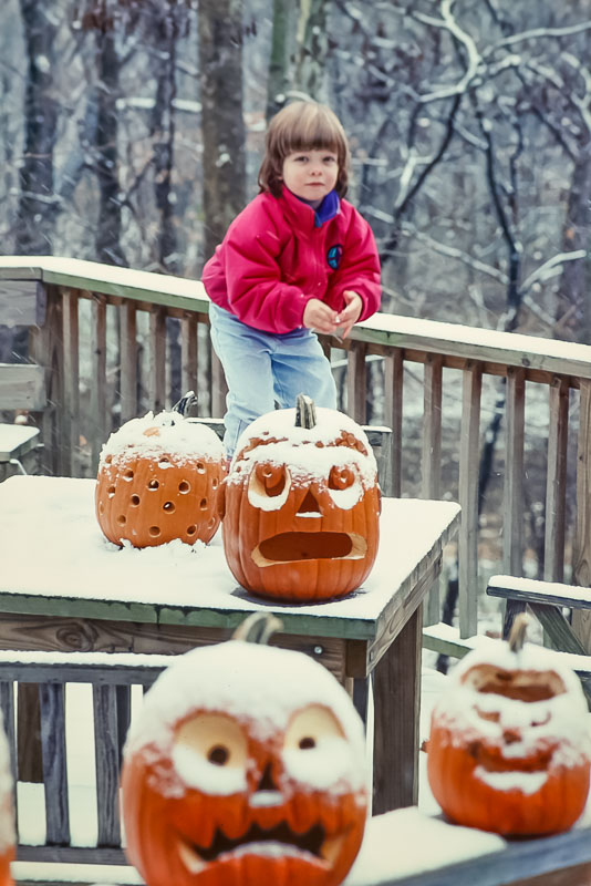 1993 early snow