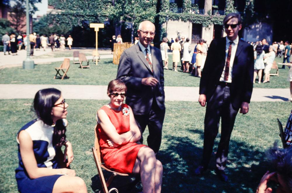 1970 Janet's graduation
