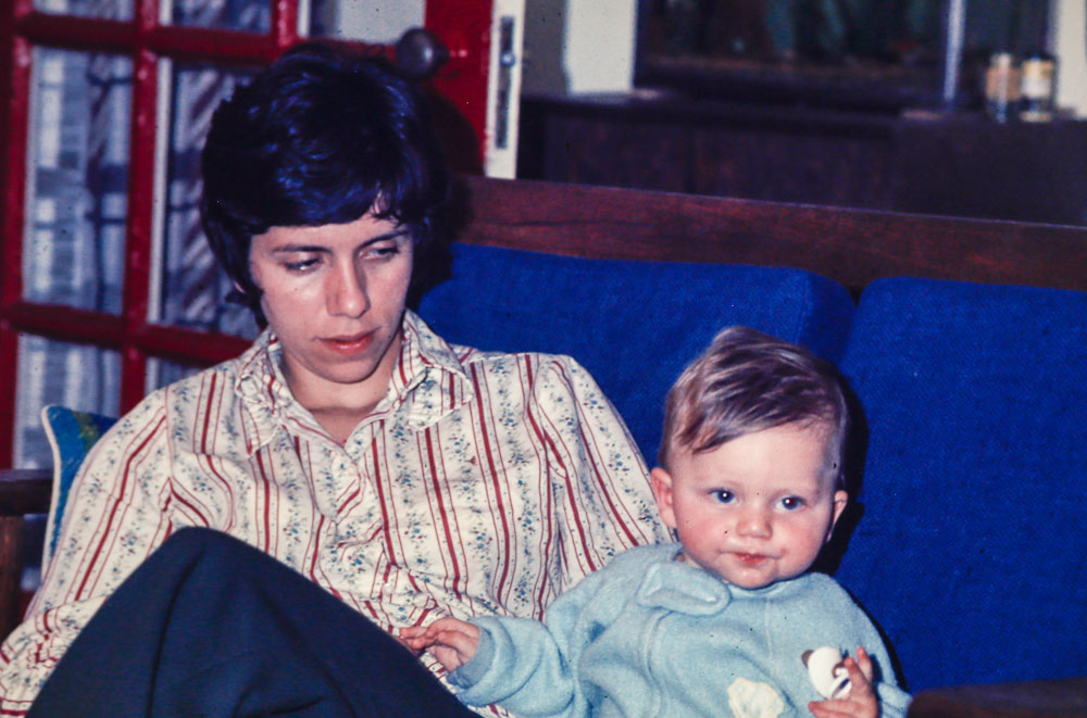 1975 Andrew and Janet