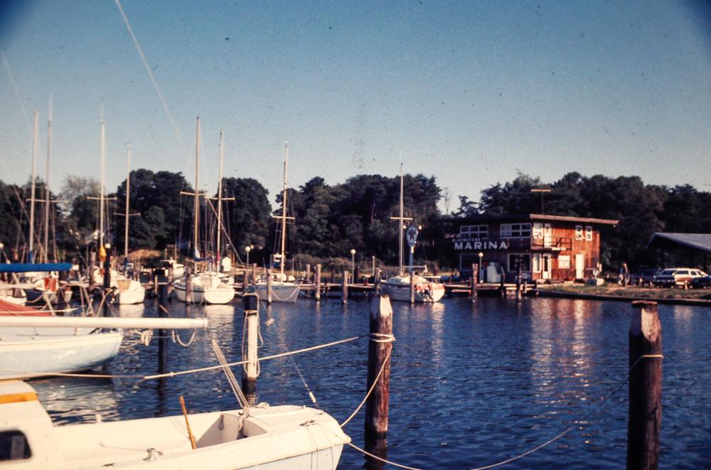 1974 Blackstone Marine MD
