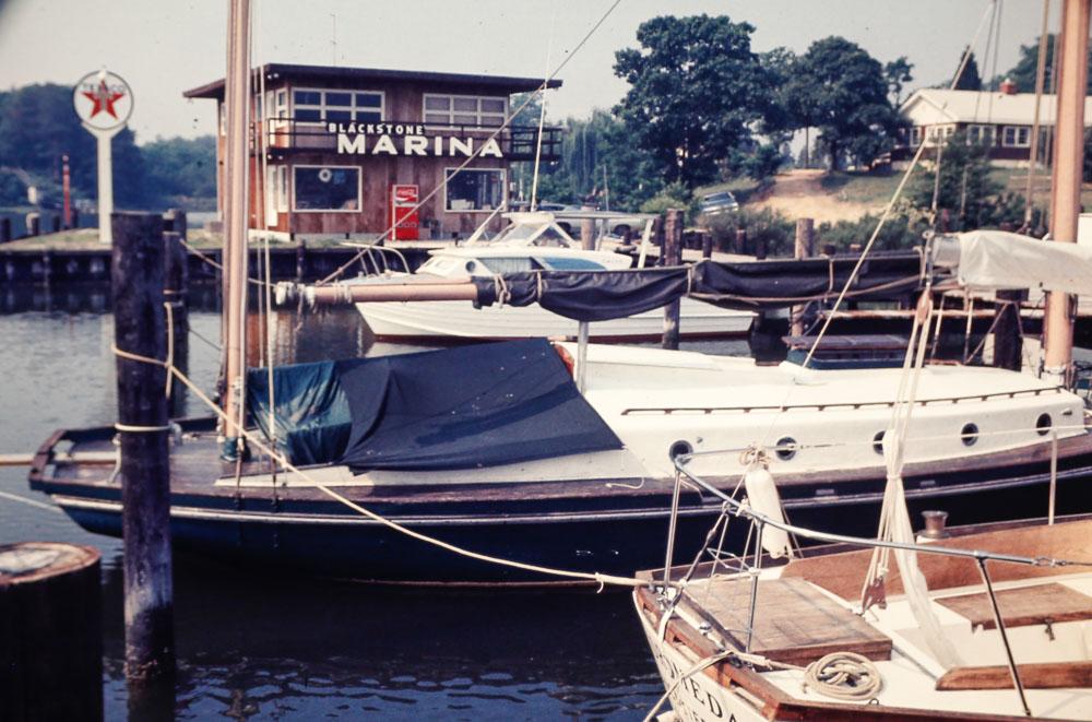 1974 Blackstone Marina MD
