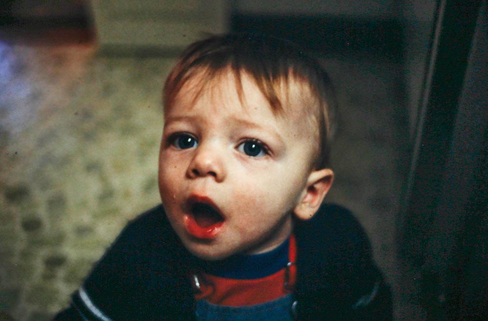 February 1978 Steven