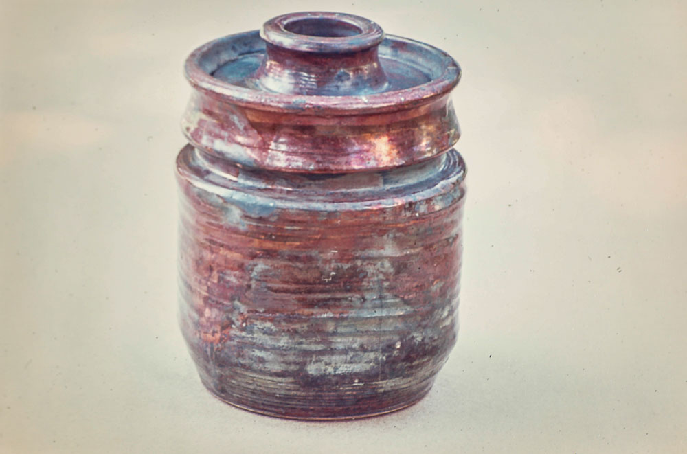 1969 Phil's pottery