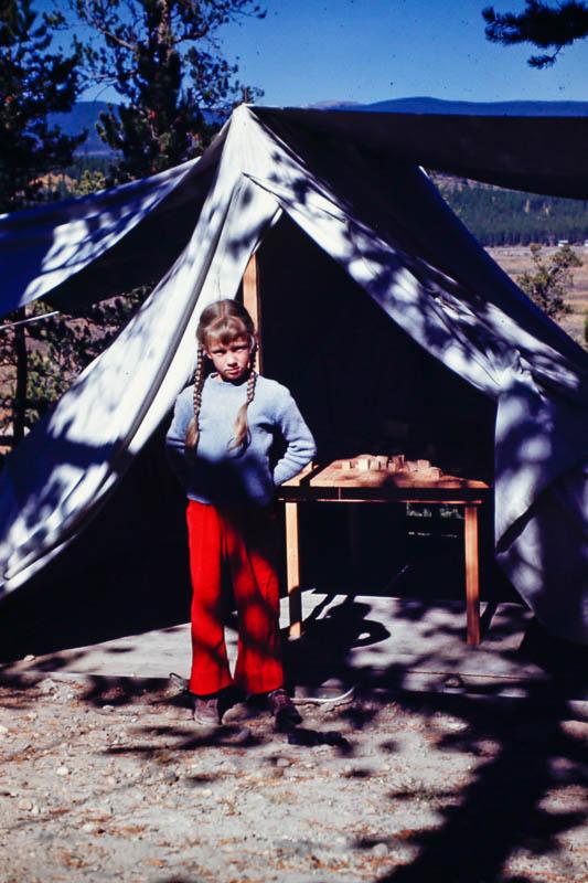1945 Camping