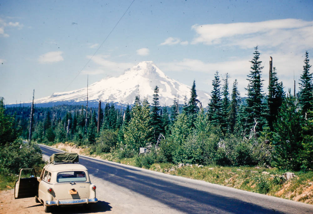 1953 Mount St Helens
