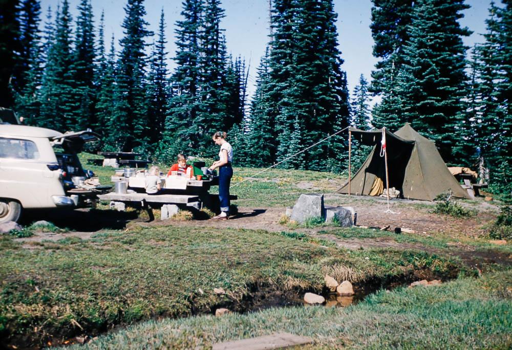 1953 Campsite