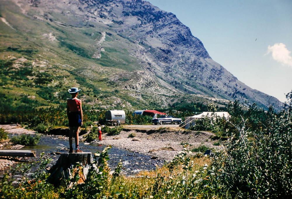 1956 Glacier NP