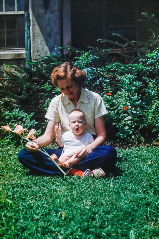 1947 David and Barbara