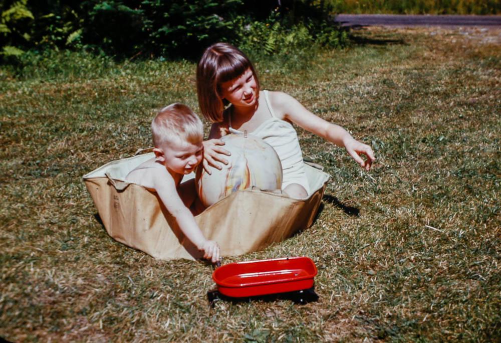 1948 Mary and David