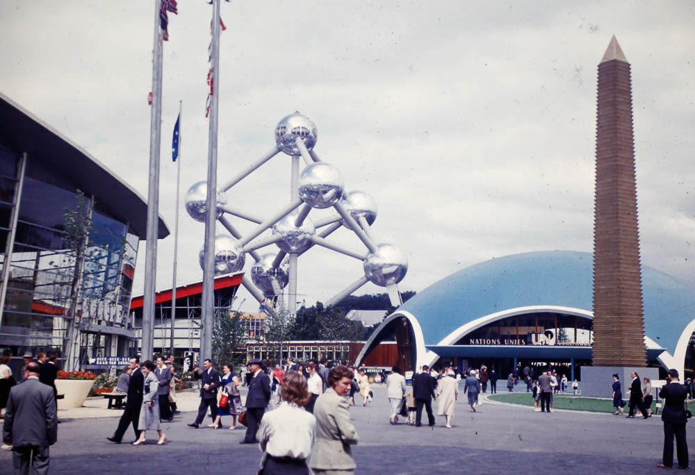 1958 Brussels world fair