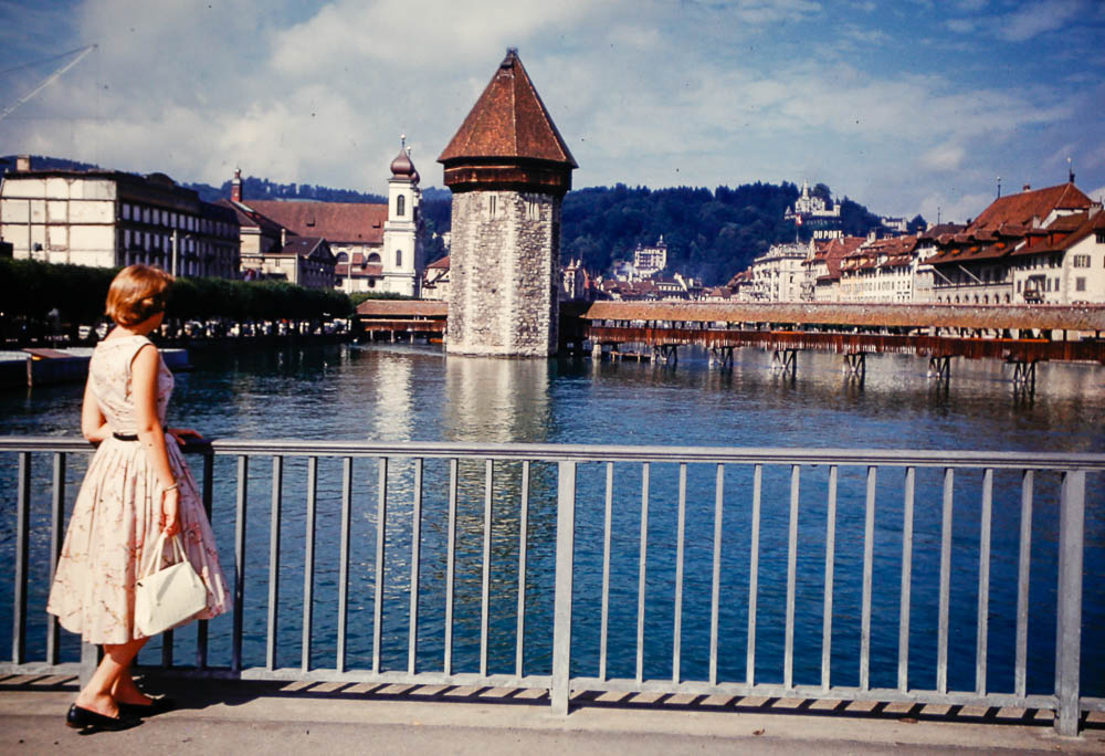 1958 Barbara in Geneva