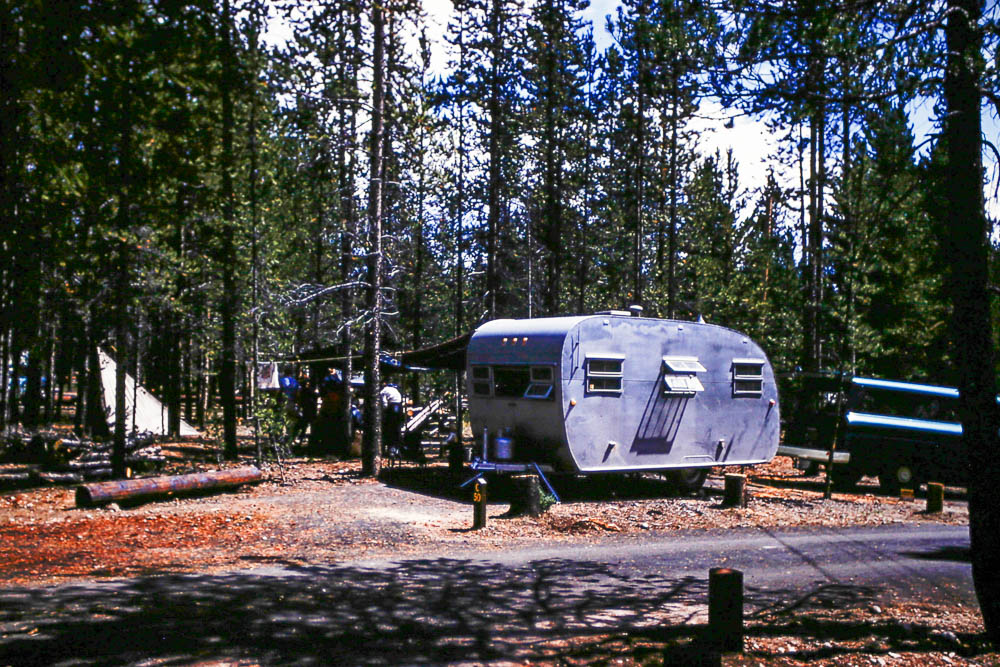 1961 in Yellowstone