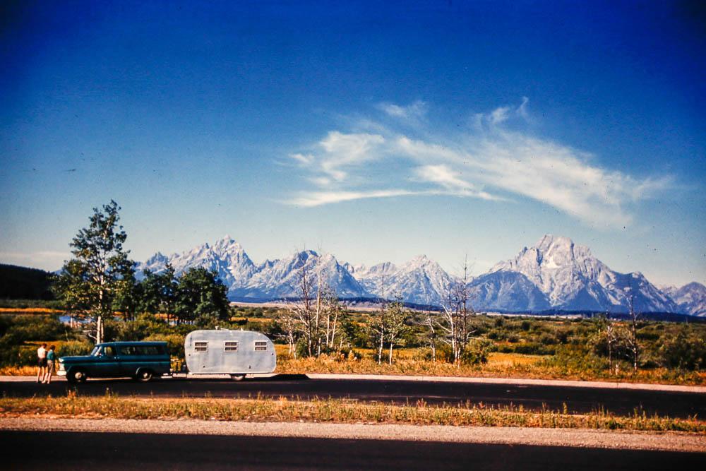 1961 Tetons
