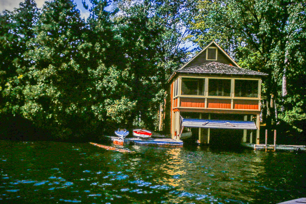 1963 Boathouse