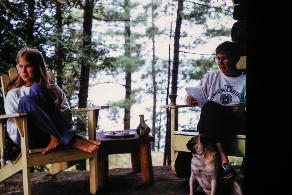 1974 Page, Barbara, and Max