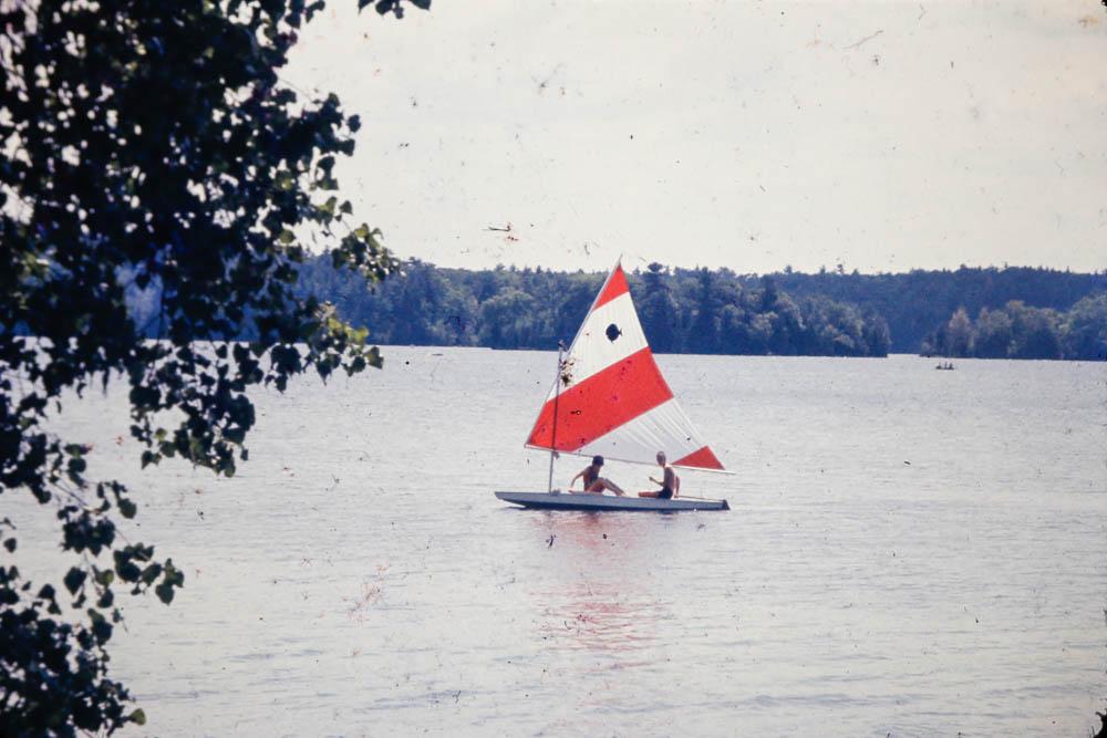 1963 First sunfish