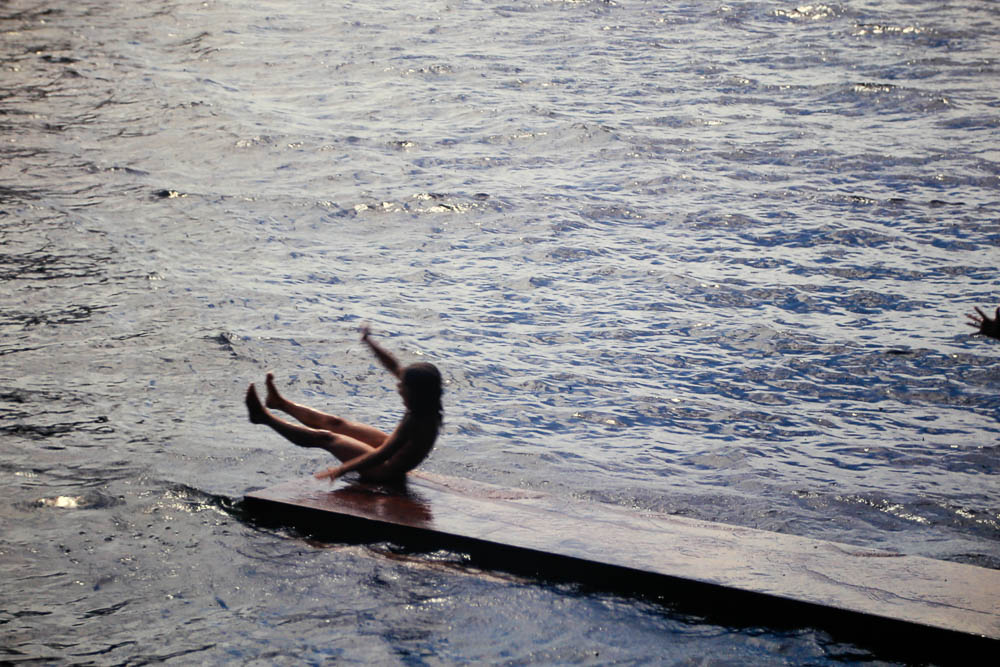 1967 Island slide