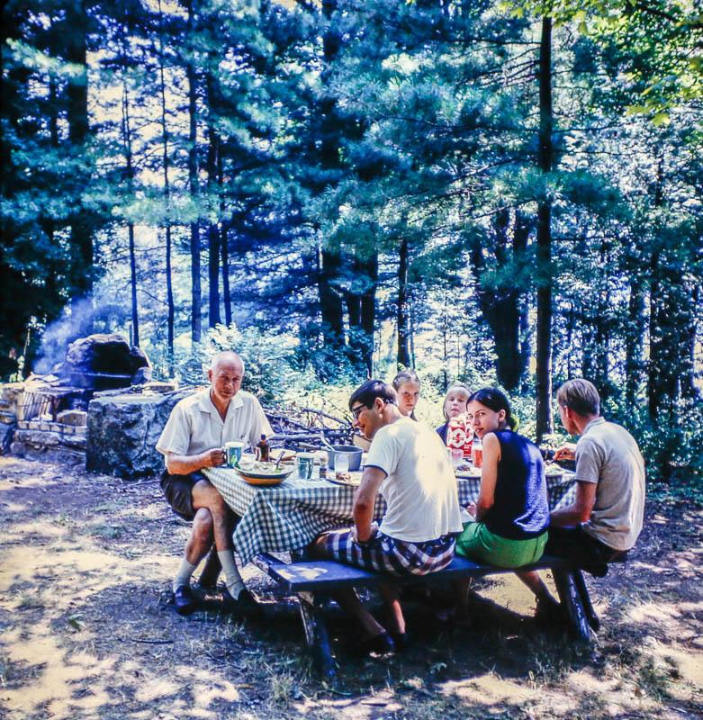 1968 Island lunch