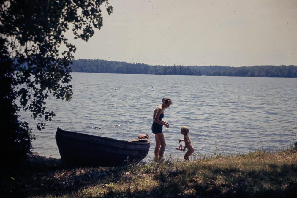 1963 Page and Barbara