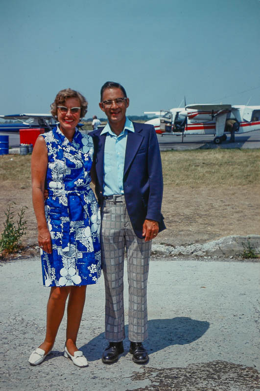 1975 Tom and Marge Putnam