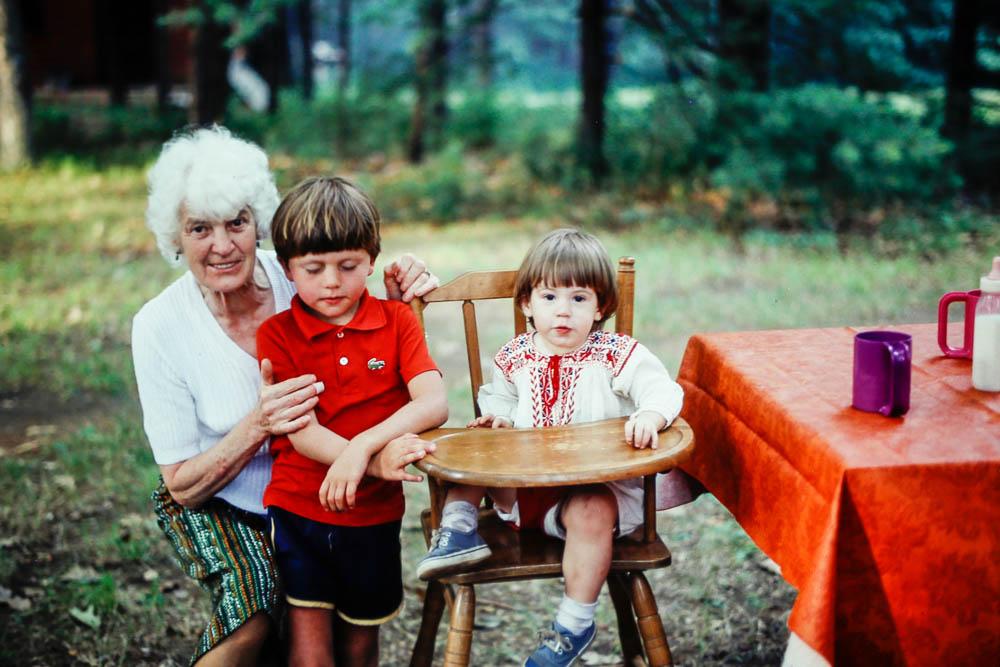 1980 Mary Dullighan, Andrew, Allyn
