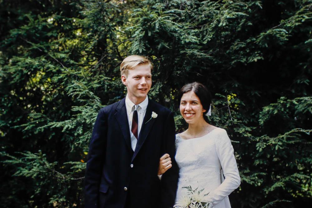 1968 David and Janet