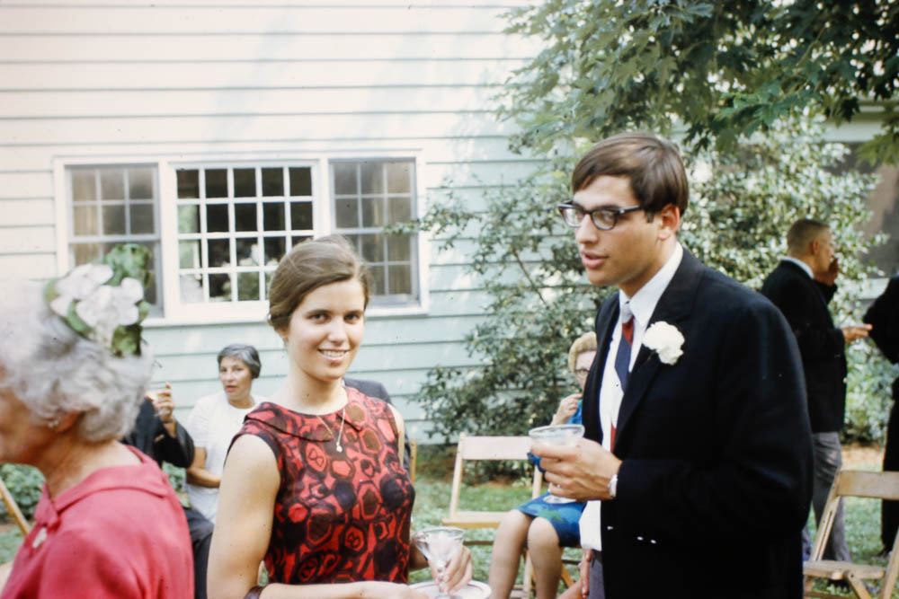 1968 -  Sue Carroll and Jeff Kapell