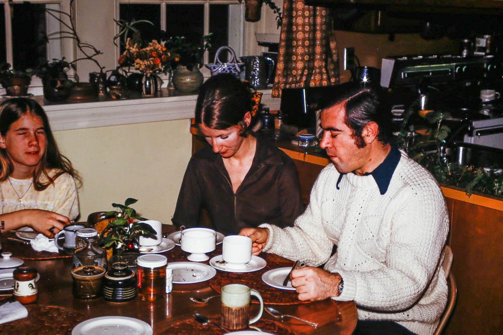 1972, December -  Page, Liz, John