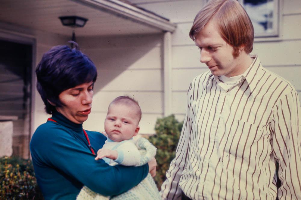 1975 Janet, Andrew, David