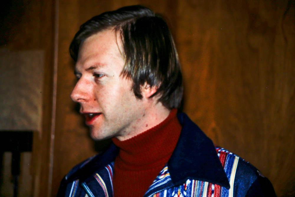 1977, December - David