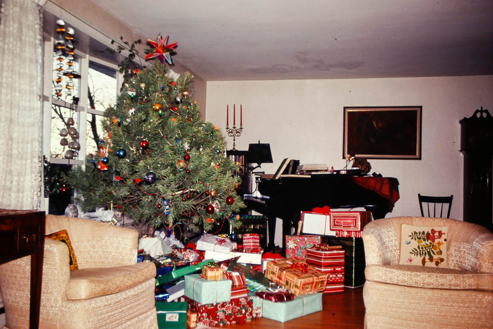 1978 Paxon Hollow Christmas