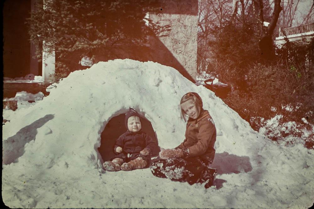 1947 David and Mary
