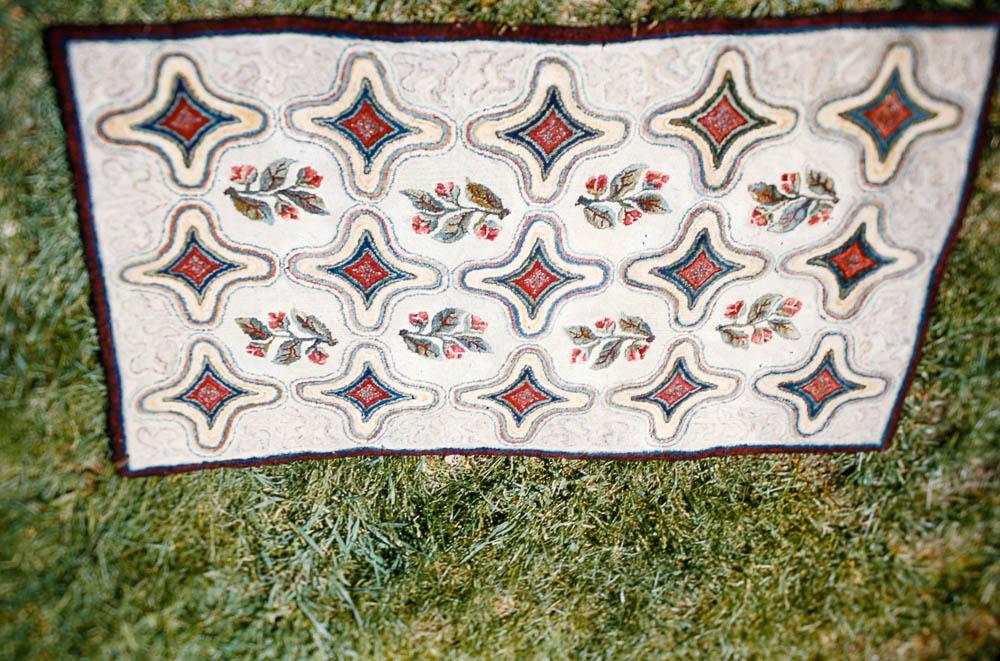 1954 Granny's rug