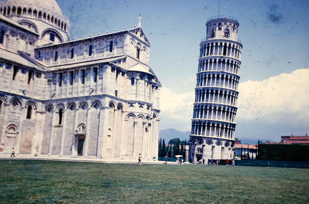 1966 Pisa