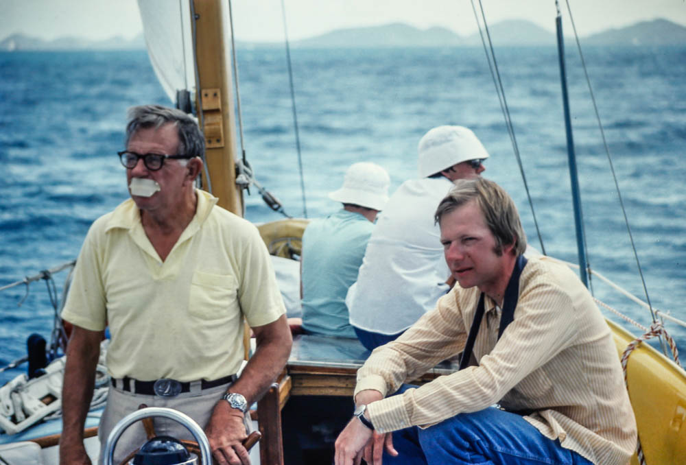 1978 Sailing Dovekie in Virgin Islands