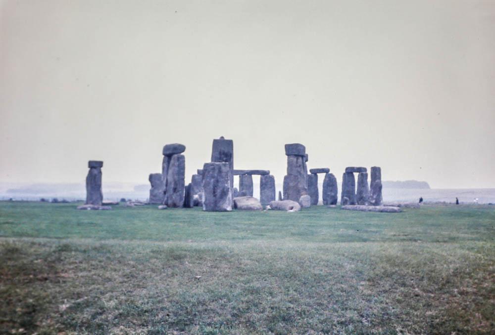 1979 Stonehenge