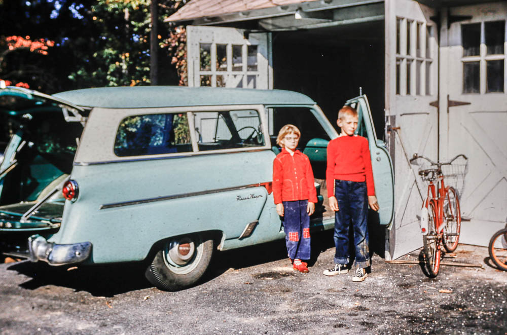 1953 David and Liz
