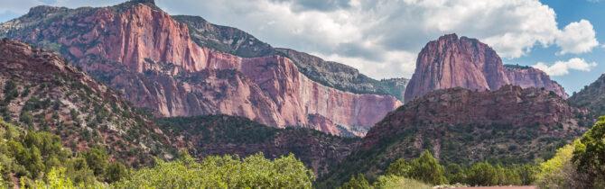 Zion to Cedar Breaks National Monument