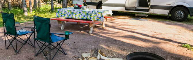 Cavendish Campground – PEI NP