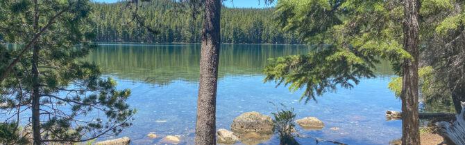 Crane Prairie Reservoir