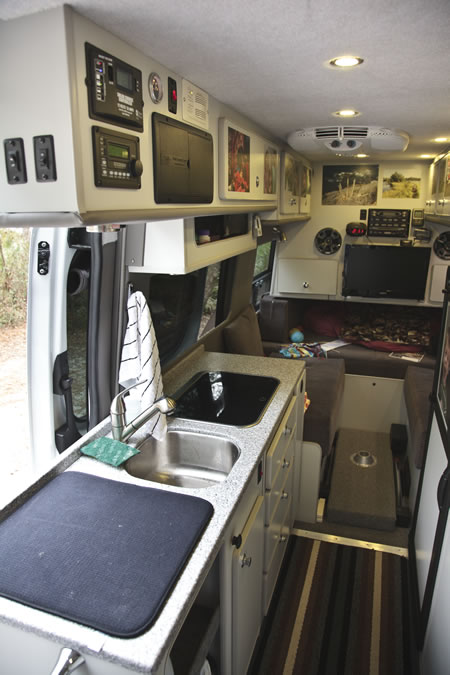 Our Sportsmobile based on a Sprinter
